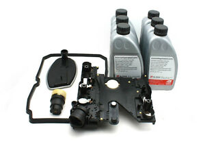 MERCEDES 722.6 GEARBOX CONDUCTOR PLATE REPAIR AND FLUID SERVICE KIT