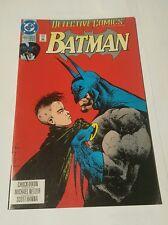 detective comics # 655