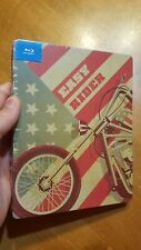 Easy Rider Blu Ray Film Movie Steelbook READ