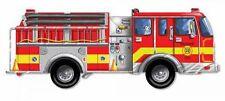 Floor Puzzle Fire Brigade Floor Puzzle XXL Puzzle 24 Pieces