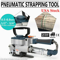 13-19mm Pneumatic Strapping Tool & Handheld Band Strapper, PET&PP Banding Strap