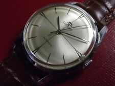 TISSOT - FINE RARE VINTAGE '60 AUTOMATIC - STAINLESS STEEL BACK CASE- SWISS MADE