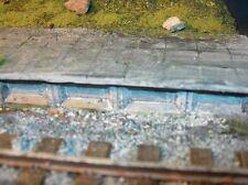 1/35 échelle ferroviaire / train set extension de plate-forme