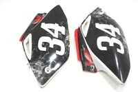 2007 Honda CRF450R CRF 450R Plastic Side Panels with Graphics