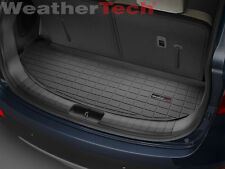 WeatherTech Cargo Liner for Hyundai Santa Fe - Behind 3rd Row - 2013-2018 -Black