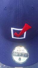 New Era Democrat Vote Check Cap size 8 63.5cm. BLUE