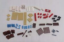LEGO 3816 Spongebob Glove World Replacement Parts Pieces Accessories 72 Pieces