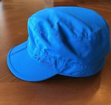 OR Outdoor Research Quick Dry Nylon Foldable Running Hiking Hat Blue Medium 3b37d391a792