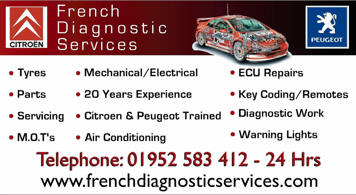 French Diagnostic Services UK