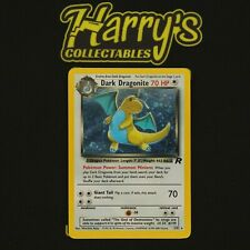 ⭐ Dark Dragonite - 5/82 - WOTC - Pokemon Card - Team Rocket - Holo Rare - NM ⭐