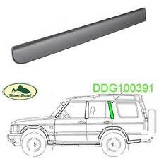 LAND ROVER REAR DOOR SIDE TRIM FINISHER LH DISCOVERY 2 II DDG100391 OEM