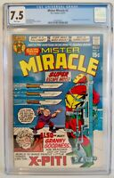 Mister Miracle 2 1971 CGC 7.5 DC Jack Kirby 1st Appear Granny Goodness