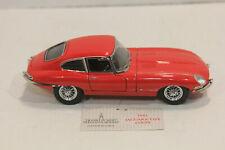Franklin Mint 1961 Jaguar E-Type 1:24 1/24 red E type '61 61