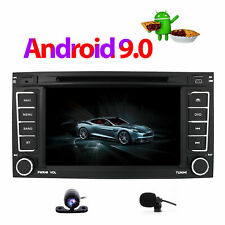 Car CD DVD Player Stereo GPS Sat Nav BT radio RDS For VW Transporter TOUAREG UK