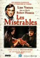 DVD ☆ LES MISERABLES ☆ ROBERT HOSSEIN ☆ OCCASION