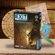 Exit The Pharaoh's Tomb Thames & Kosmos Escape Room Board Game Thk692698