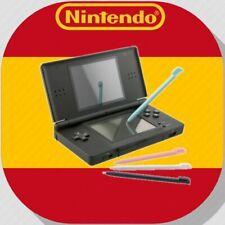 Puntero lápiz táctil oficial colores. Lapiz tactil DS Lite original de Nintendo