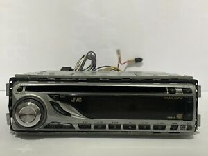 JVC KD-G321 Car Stereo Radio CD MO3 WMA Player 4x50W