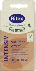 Ritex PRO NATURE Intensiv (8 Kondome)