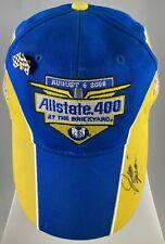 NASCAR ALLSTATE 400 AT THE BRICKYARD 2006 AUTOGRAPHED BY LEGEND JIMMY SPENCER
