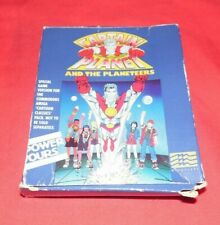 Amiga Commodore capitaine Planet Game BOXED (BS)