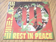 """Extreme-Rest in Peace 7"""" vinyle PS"""