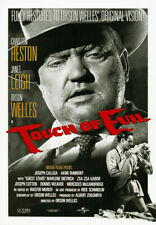 Touch of Evil (1958) movie poster reissue 1998 reproduction - s-sided - rolled