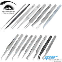 YNR® Eyelash Extension Tweezers for Russian 3D 6D Volume Lash Extensions Set Too