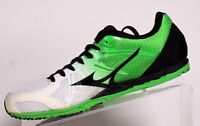 Mizuno Men's Wave Ekiden 9 racing Shoe training Running green black white