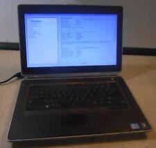 Dell Latitude E6420 Intel core i7-2760QM @ 2.40GHz 6GB Laptop Computer, no hdd