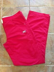 Women's Helly Hansen Large Pants in Red NWT