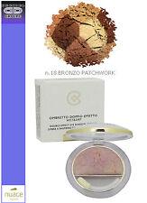 Collistar Ombretto doppio effetto Wet&dry N.18 Bronzo Pachwork