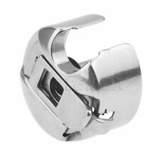 1x Industrial Sewing Machine Bobbin Case Silver Steel for Brother Singer Janome