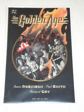GOLDEN AGE BOOK 1 OF 4 DC GRAPHIC NOVEL ROBINSON ORY