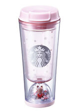 Starbucks Korea 2017 Christmas Limited Rudolph Waterball Tumbler 55ml+US Traking