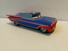 Disney Pixar Cars UNION JACK RAMONE Impala British Flag Loose