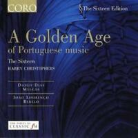Diogo Dias Melgas : Golden Age of Portugese Music, A (Christophers, the