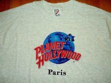 * PLANET HOLLYWOOD Disneyland Paris France * BRAND NEW Vintage 90s T Shirt XL