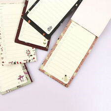 1Pc Creative Cute Flower Memo Pad Notebook Daily Notepad Office School Supplies
