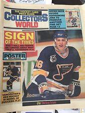 The Hockey News Collectors World The Hockey Card Price Guide Brett Hull Blues