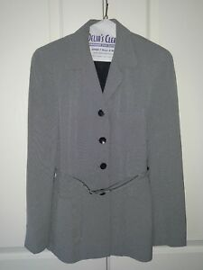 Ann Taylor women's suit size 4 top, size 8 skirt - lightly used