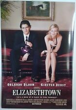 """ELIZABETH TOWN double sided movie poster 27""""x 40"""""""