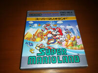 SUPER MARIO LAND  Game Boy  Nintendo japan.
