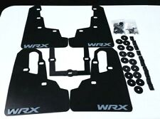 SALE [SR] 2015-2019 Mud Flaps Set BLACK with Hardware Kit & Custom Vinyl B