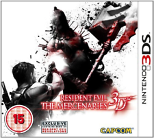 3 DS-Resident Evil: los mercenarios 3D/3 DS (UK IMPORT) Juego Nuevo