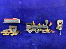 United Brass HO V&T 4-4-0 for Parts or Restoration – 1950's Vintage.