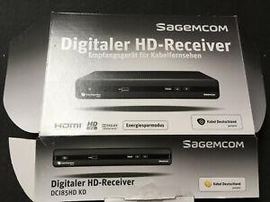 Digital HD-Receiver DCI85HD KD