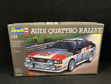 Revell Audi Quattro Rallye 1:24 Scale Plastic Model Kit 07246 New in Box