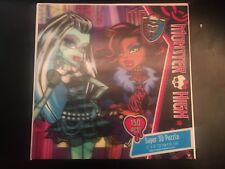 Monster High Super 3D Jigsaw Puzzle 150 Pieces Puzzle Girls Night NEW & Sealed