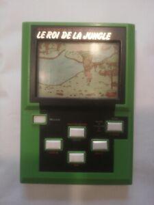 Le Roi De La Jungle/Jeu Électronique De Poche I.T.M.C Fonctionnel + cache piles